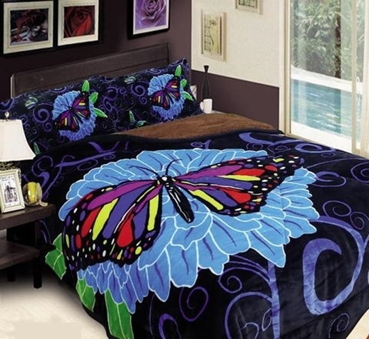 3pc Thick Butterfly Borrego