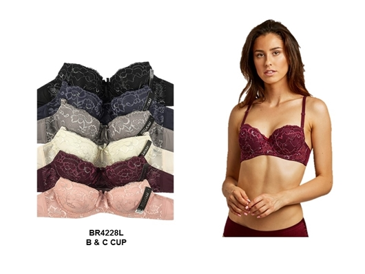 Picture of BR 4228L_Bras pack/6pcs