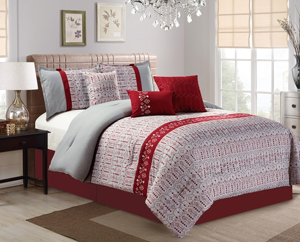 Picture for category 7 pcs Comforters Sets