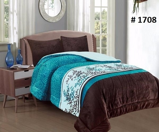 Picture of 3pc Borrego Blanket FLM