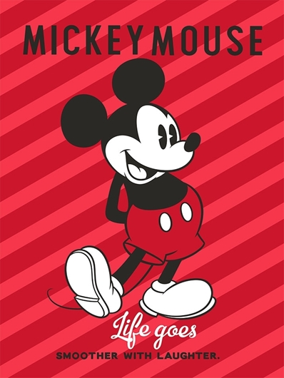 Picture of Mickey Life Goes