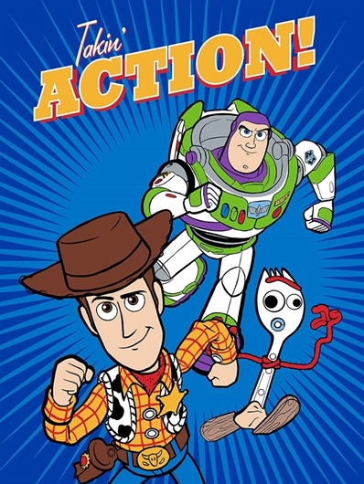 Picture of Toy Story Action